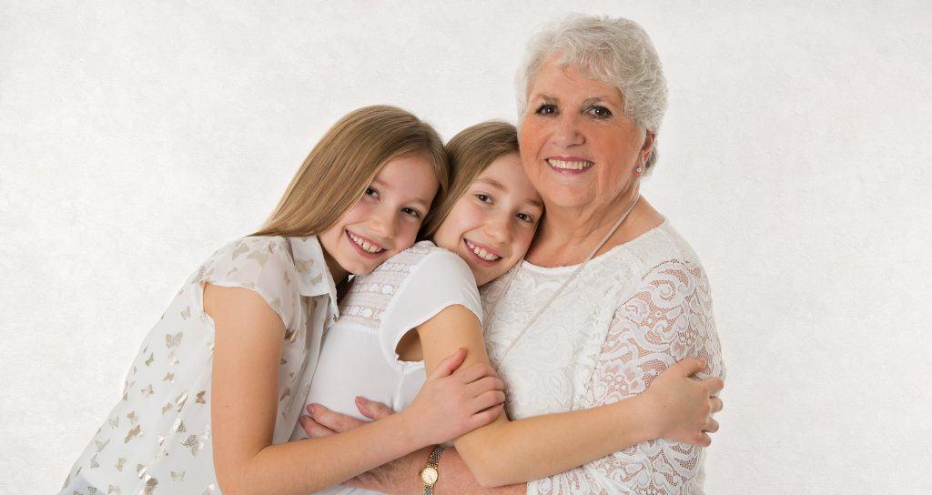 generation portrait session