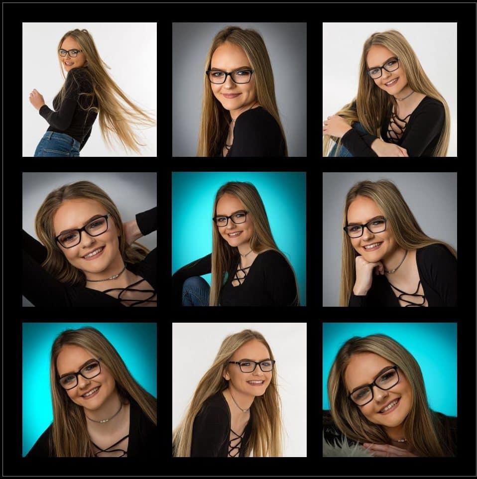 Offley Photography Sweet 16 Photo Shoot backgrounds