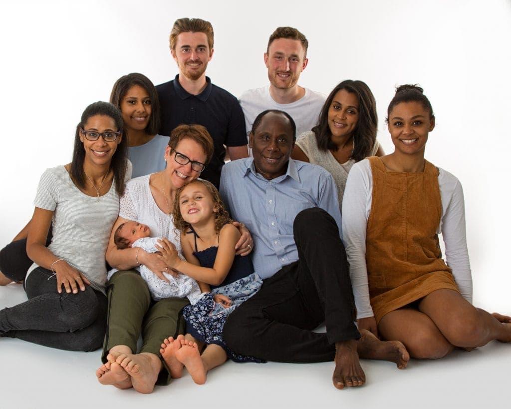 generational family photoshoot